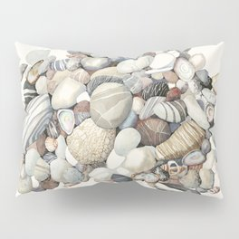 Sea shore of Crete Pillow Sham