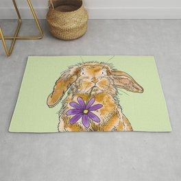 Bunny Rabbit Rug