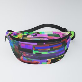particles Fanny Pack