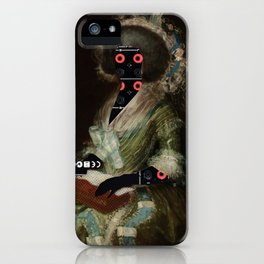 Goya´s HiFi Mama iPhone Case
