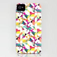 Aztec Geometric IV iPhone (4, 4s) Slim Case