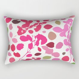wildrose 3 Rectangular Pillow