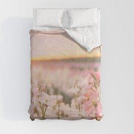 Flower Sea Comforters