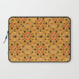 ALL YOU CAN EAT WALLPAPER 2 Laptop Sleeve