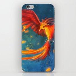 Beautiful phoenix iPhone Skin