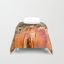 Wood Texture 86 Duvet Cover