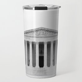 United States Supreme Court Travel Mug