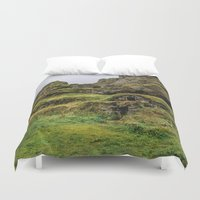 the hobbit Duvet Covers featuring Hobbit House by Alex Tonetti Photography