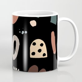 Geo Shapes Luxe Coffee Mug