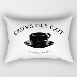 Six of Crows Club Rectangular Pillow