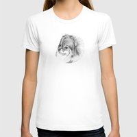 pomeranian T-shirts featuring Pomeranian by Doggyshop
