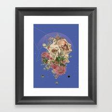 SUMMER IN YOUR SKIN 04 Framed Art Print