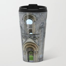 Glastonbury Abbey 1 Travel Mug