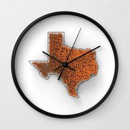 TX-PD-3D Wall Clock