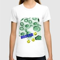 brasil T-shirts featuring Soccer Brasil by LoRo  Art & Pictures