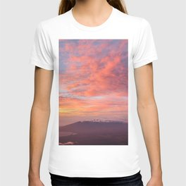 Haleakala Summit Sunset T-shirt