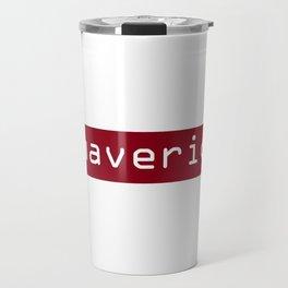 Maverick Travel Mug