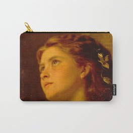 Anderson Sophie-Portrait of a Young Girl Carry-All Pouch