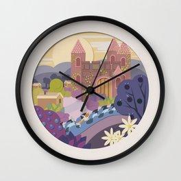 The Quaint Kingdom Wall Clock
