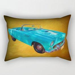 T Bird Rectangular Pillow
