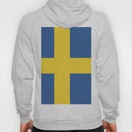 Sweden flag emblem Hoody
