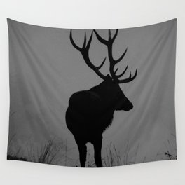 Wildlife, Monarch Of The Park Wall Tapestry