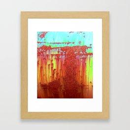Chem Factory Drum Framed Art Print