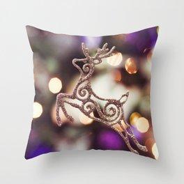 Some magic Throw Pillow