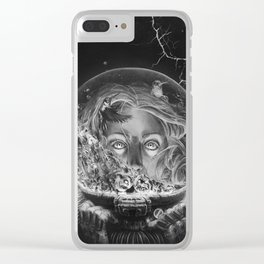 Major Malfunction Clear iPhone Case