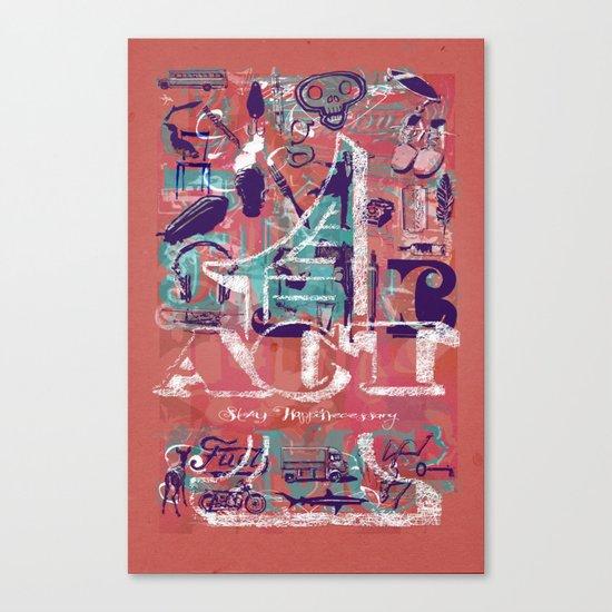 ACT 1 Canvas Print