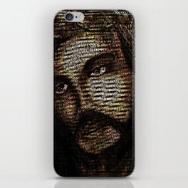 Many Names iPhone Skin