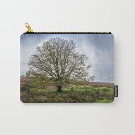 Single Exmoor Tree Carry-All Pouch