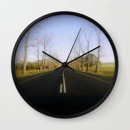 Avenue of Honour Wall Clock