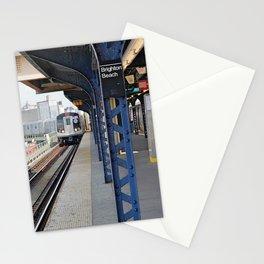 Brighton Beach Arrival Stationery Cards