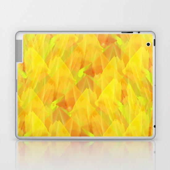 Tulip Fields #106 Laptop & iPad Skin