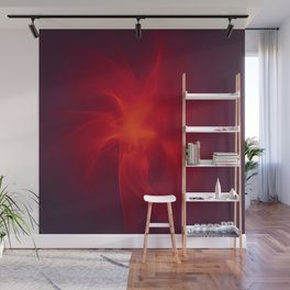 Flames Within Wall Mural