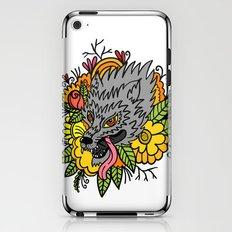wild wolf iPhone & iPod Skin