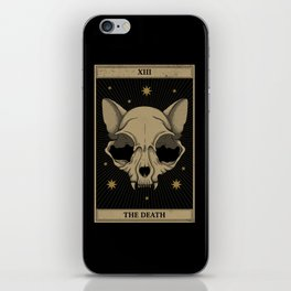The Death iPhone Skin