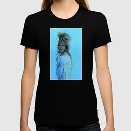 His Cold Stare T-shirt