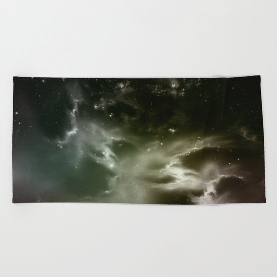 β Kornephoros Beach Towel