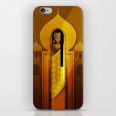 Ladies of Culture Series: India iPhone & iPod Skin