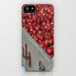 Chinese Cherries  iPhone Case