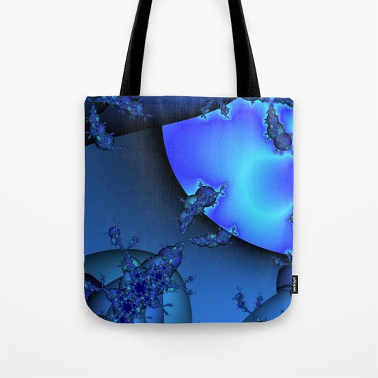 Into Another Dimention  Tote Bag