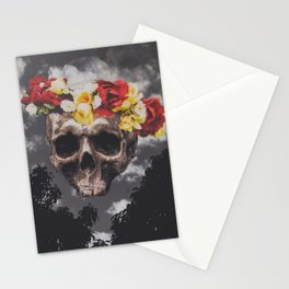 Death II Stationery Cards