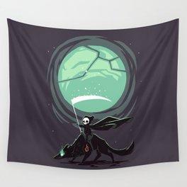 Little Reaper Wall Tapestry