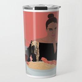 PASTA LADY Travel Mug
