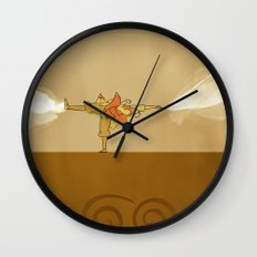 Avatar Aang Wall Clock