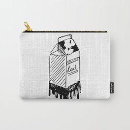 LAIT/MILK Carry-All Pouch