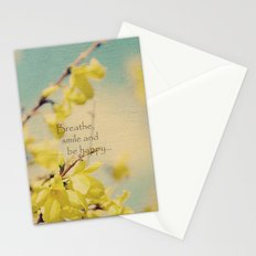My Own Sunshine Stationery Cards