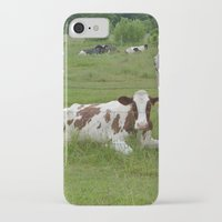 wisconsin iPhone & iPod Cases featuring Wisconsin Life by Teresa Young